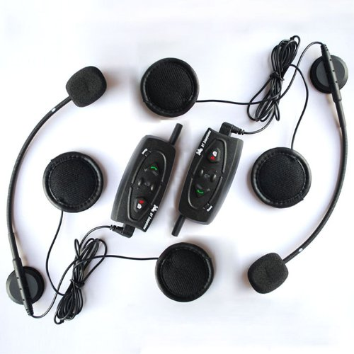 Outdoorsportsexperts Motorcycle Bluetooth Intercom Headset Motor Bike Helmet Bluetooth Headset 500m Dual Set X 2 Check Price Albina Medvedevahgf
