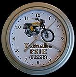 Yamaha FS1E Fizzy Motorcycle Wall Clock