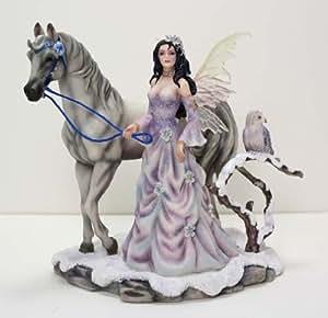 Amazon.com: Nene Thomas Winter Wings Dragonsite Fairy