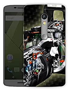 "Canon Camera Life Printed Designer Mobile Back Cover For ""Motorola Moto X Play"" By Humor Gang (3D, Matte Finish, Premium Quality, Protective Snap On Slim Hard Phone Case, Multi Color)"
