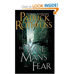 The Wise Man's Fear (Kingkiller Chronicles, Day 2) - Patrick Rothfuss