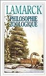 Philosophie zoologique par Lamarck