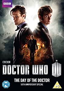 Doctor Who: The Day of the Doctor - 50th Anniversary Special [DVD]