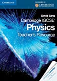 Cambridge IGCSE Physics Teachers Resource CD-ROM (Cambridge International Examinations)