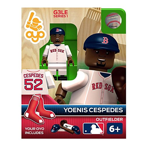 Yoenis Cespedes MLB Boston Red Sox Oyo G3S1 Minifigure