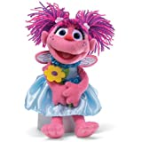 Gund Kids Sesame Street Plush ABBY CADABBY With Flowers