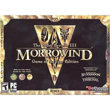 Elder Scrolls III Morrowind