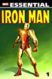 Essential Iron Man, Vol. 1