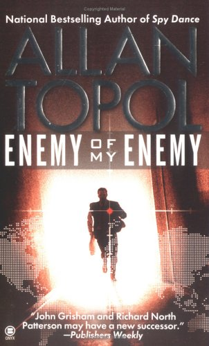 Enemy of My Enemy, Allan Topol