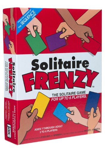 Solitaire Frenzy - Buy Solitaire Frenzy - Purchase Solitaire Frenzy (Jax, Toys & Games,Categories,Games,Card Games,Card Games)