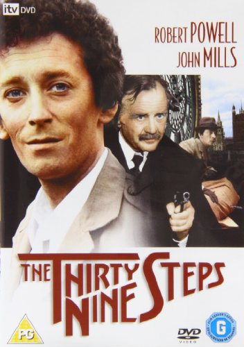 The 39 Steps [1978] [DVD]
