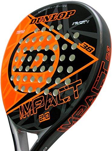 Pala-de-padel-Dunlop-Impact-20-Orange-2016