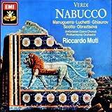 Verdi: Nabucco / Manuguerra, Luchetti, Ghiaurov, Scotto, Obraztsova; Muti