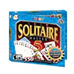 Solitaire Master 5 (Jewel Case)