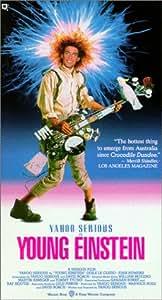 Young Einstein [VHS]