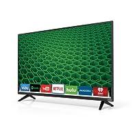 """VIZIO D40-D1 D-Series 40"""" Class Full Array LED Smart TV (Black) by VIZIO"""