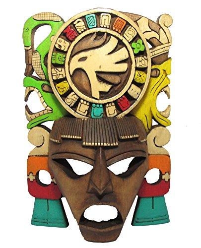 Mayan Mask - Mayan Calendar Mask