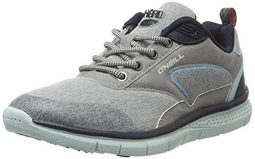 O'Neill Zephyr LT W Melee SL, Sneakers Donna , Grigio (Light Grey Melee K97), 38