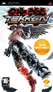 Tekken Dark Resurrection Psp by Sony