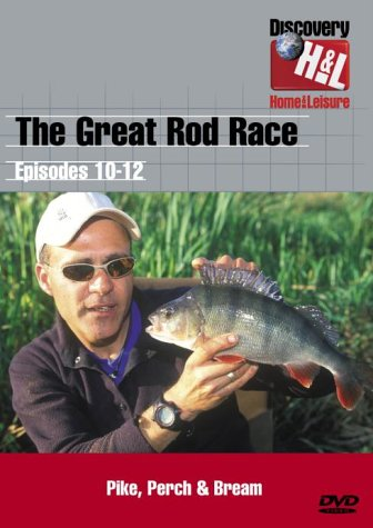 Matt Hayes - Great Rod Race - Episodes 10 To 12 [DVD]