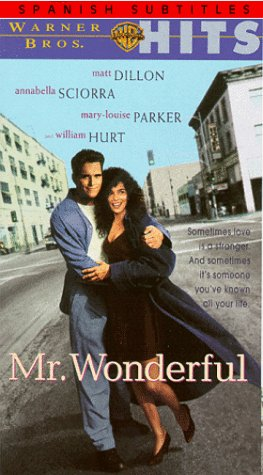 Mr. Wonderful [VHS] [Import]