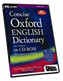 Cheapest Concise Oxford English Dictionary - 11th Edition on PC