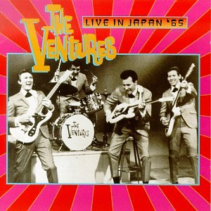 The Ventures - Live In Japan