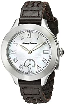 buy Tommy Bahama Women'S 10018334 Waikiki Dream Analog Display Japanese Quartz Brown Watch