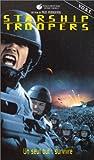echange, troc Starship Troopers - VOST [VHS]