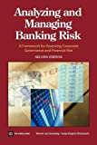 img - for Analyzing and Managing Banking Risk: A Framework for Assessing Corporate Governance and Financial Risk book / textbook / text book