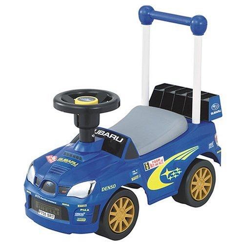 SUBARU Impreza WRC passenger