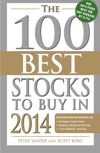 The 100 Best Stocks To Buy In 2014 (100 Best Stocks You Can Buy) front-919993