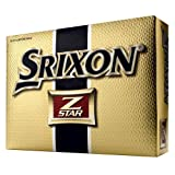 Srixon Z-Star Men's 3 Piece Construction Golf Ball