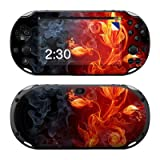 PS VITA(PCH-2000��p)�p�X�L���V�[���yFlower Of Fire�zskn