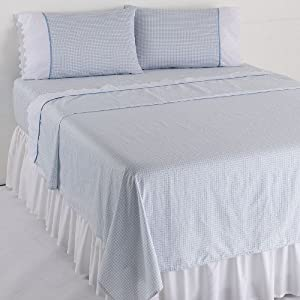 Amazon.com - Laura Ashley Sophia Queen Sheet Set - Pillowcase And