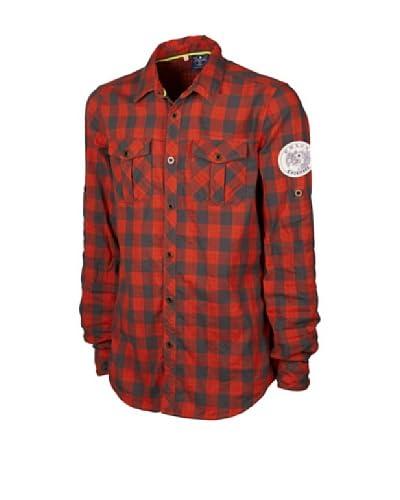Chiemsee Camicia Fundus [Rosso]