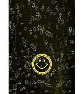 EPICCASE Golden Smiley Mobile Back Case Cover For LG G2 (Designer Case)