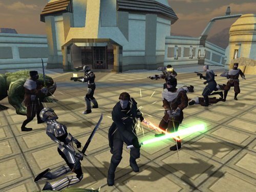 Online Games, Video Games, PC Games, Role-Playing, Action, star wars, rpg, science fantasy, adventure, Star Wars Knights of the Old Republic 2: The Sith Lords