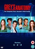 Grey's Anatomy - Complete Seasons 1-3 [DVD]