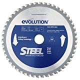 Evolution Power Tools 8-1/4BLADEST FURY3 8-1/4-Inch Steel Cutting Blade with 1-Inch Arbor