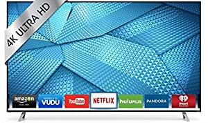 VIZIO M60-C3 60-Inch 4K Ultra HD Smart LED HDTV by VIZIO