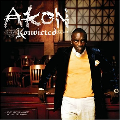 Akon - Konvicted [Bonus Tracks] - Zortam Music