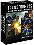 Transformers Quadrilogy [4 DVDs] [IT Import]Transformers Quadrilogy [4 DVDs] [IT Import]
