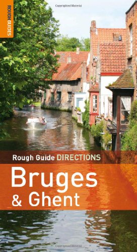 Rough Guide Bruges & Ghent