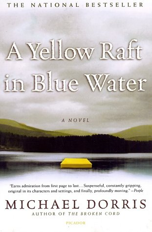 A Yellow Raft In Blue Water Teen Ink