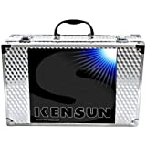 "Kensun HID Xenon Conversion Kit ""All Bulb Sizes and Colors"" with Premium Ballasts - 9007 (9004) (HB5) Bi-Xenon - 6000k"