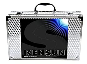 "55w Kensun HID Xenon Conversion Kit ""All Bulb Sizes and Colors"" with Digital Ballasts - H4 (HB2) (9003) Lo/Hi Halogen (Low-Beam Xenon/ High-Beam Halogen) - 4300k"