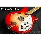 Rickenbacker リッケンバッカー セミアコギター 12弦 360/12 C63 FG