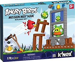 K'NEX Angry Birds Mission Mayham