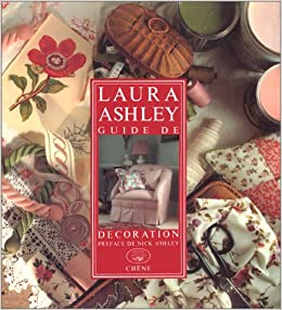 laura ashley guide de d coration 9782851087591 amazon